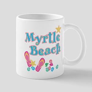 Myrtle Beach Flip Flops - Mug