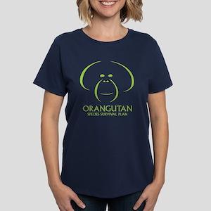 Orangutan Ssp Logo T-Shirt (green Logo)