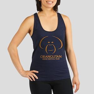 Orangutan Ssp Logo Racerback Tank Top