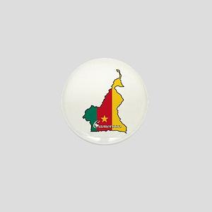 Cool Cameroon Mini Button