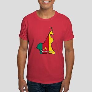 Cool Cameroon Dark T-Shirt