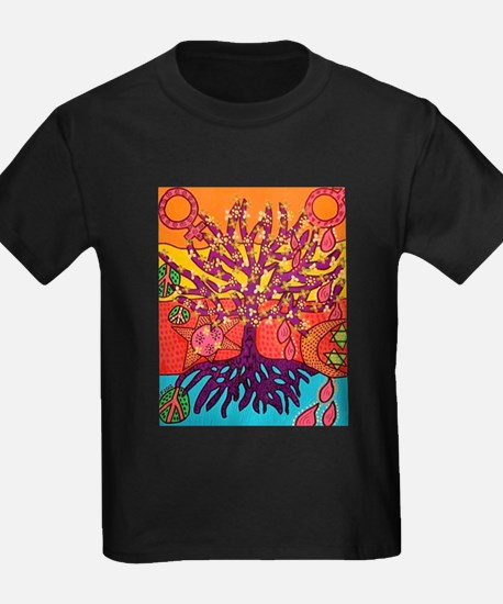 Tree Of Life Peace & Sorrow - Tree of Life T-Shirt