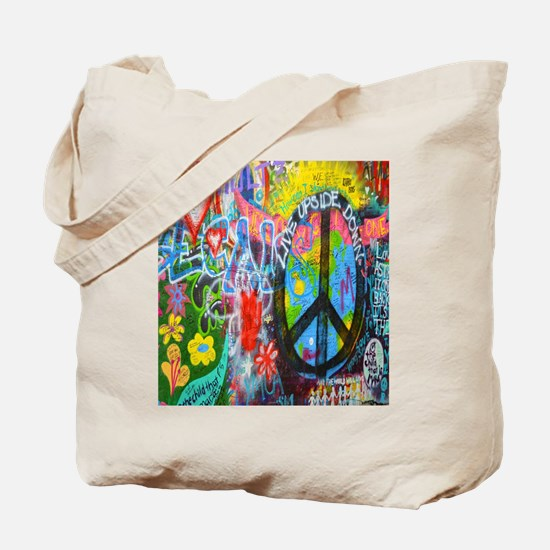 The Sixties Tote Bag