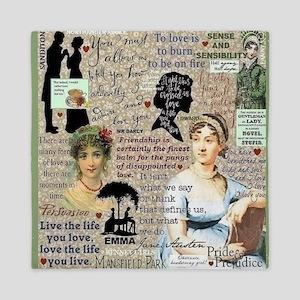 Austen Queen Duvet