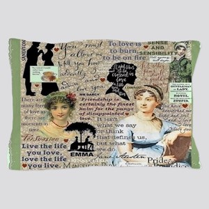 Austen Pillow Case