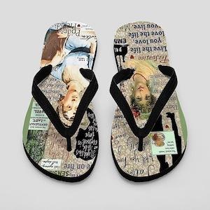 Austen Flip Flops
