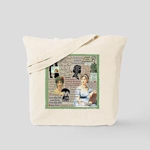 Austen Tote Bag