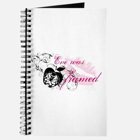 Eve was framed Journal