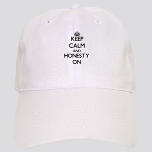 Keep Calm and Honesty ON Cap