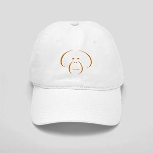 Orangutan Ssp Logo Baseball Cap (orange Logo)