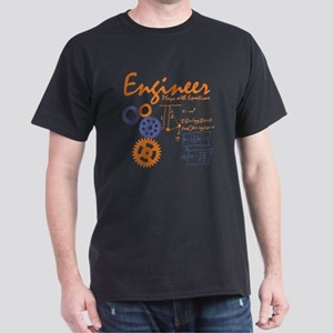 Engineer tshirt Dark T-Shirt