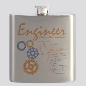 Engineer tshirt Flask
