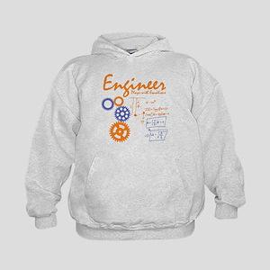 Engineer tshirt Kids Hoodie