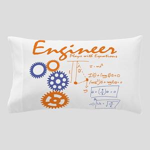 Engineer tshirt Pillow Case