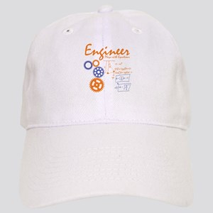Engineer tshirt Cap