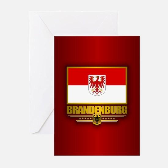 Brandenburg Greeting Cards