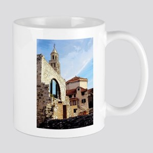 Tower Over the Arch Mugs