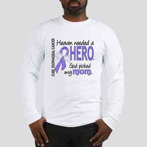 Esophageal Cancer HeavenNeeded Long Sleeve T-Shirt