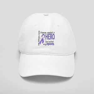 Esophageal Cancer HeavenNeededHero1 Cap