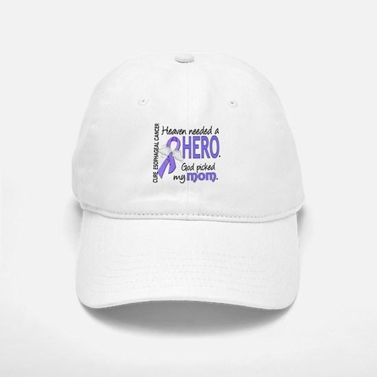 Esophageal Cancer HeavenNeededHero1 Baseball Baseball Cap