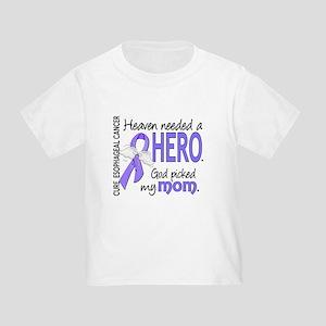Esophageal Cancer HeavenNeededHero Toddler T-Shirt