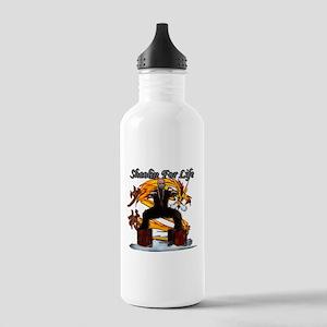 Shaolin Dragon Monk Stainless Water Bottle 1.0l