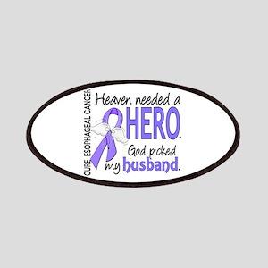 Esophageal Cancer HeavenNeededHero1 Patch