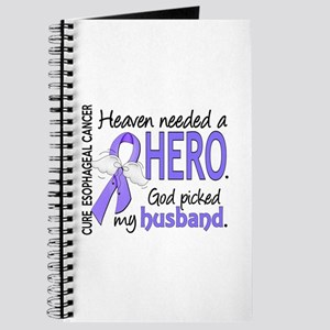 Esophageal Cancer HeavenNeededHero1 Journal