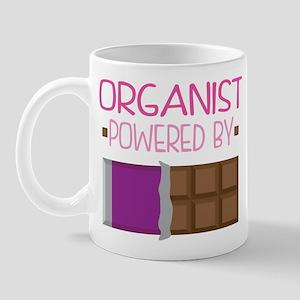 Organist Funny Music Mug
