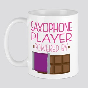 Saxophone Player (Funny) Mug