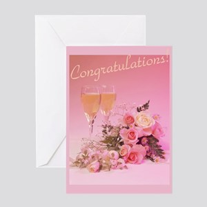 """Congratulations"" Greeting Card"