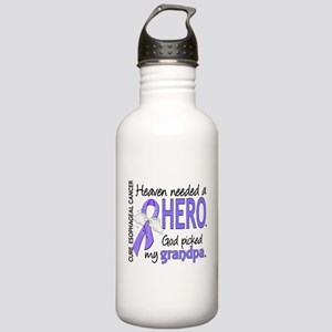 Esophageal Cancer Heav Stainless Water Bottle 1.0L