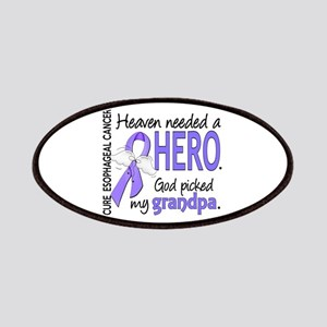 Esophageal Cancer HeavenNeededHero1 Patch