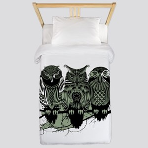 Three Owls Twin Duvet