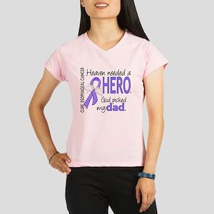 Esophageal Cancer HeavenNe Performance Dry T-Shirt