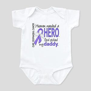 Esophageal Cancer HeavenNeededHero Infant Bodysuit