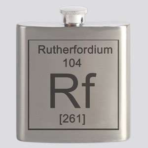 104. Rutherfordium Flask