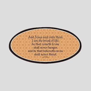 Bible Verse Calendar Patch