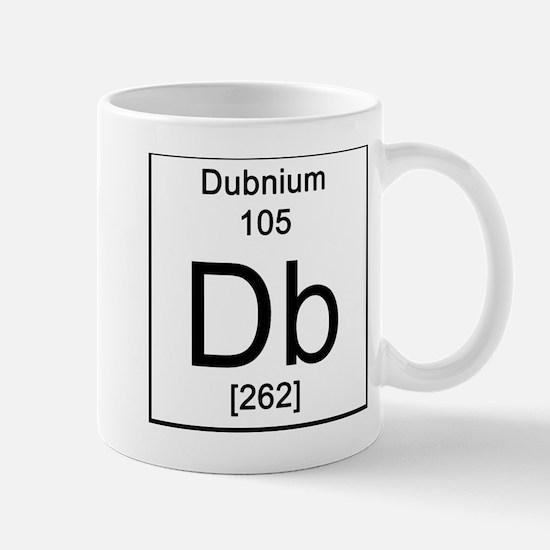 105. Dubnium Mug