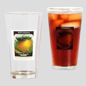 Rutabaga Drinking Glass