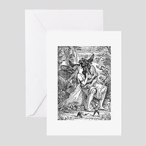 Midsummer Night Greeting Cards (Pk of 10)