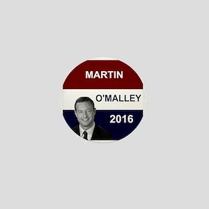 Martin O'Malley President 2016 Mini Button