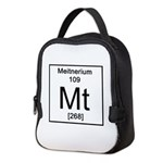 109. Meitnerium Neoprene Lunch Bag