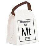 109. Meitnerium Canvas Lunch Bag
