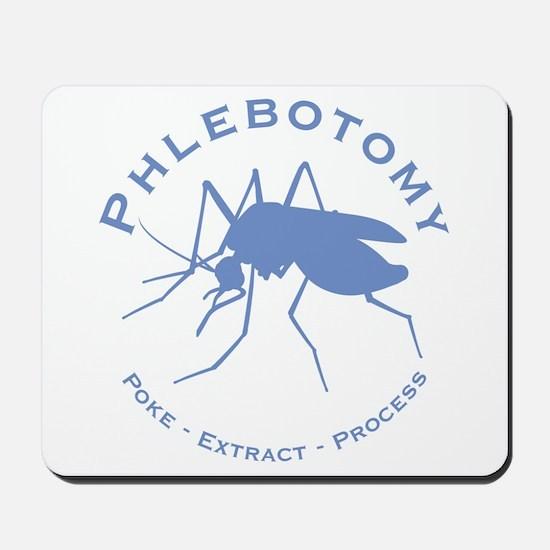 Phlebotomy / Poke Mousepad