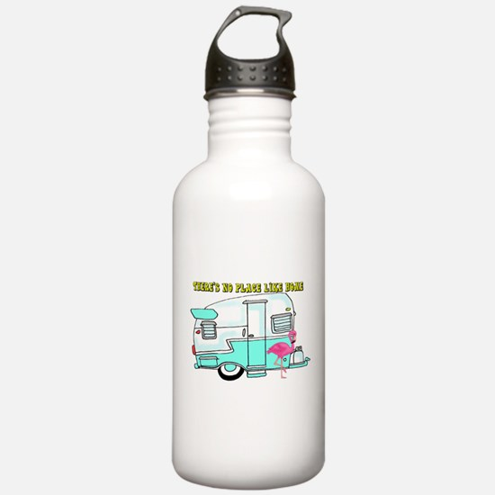 There's No Place Like Home Water Bottle
