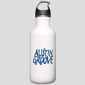 Austin Groove Stainless Water Bottle 1.0L