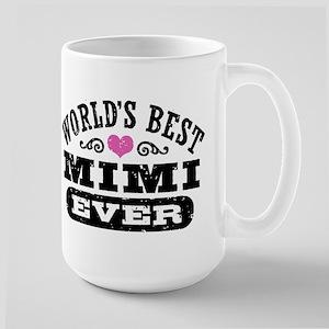 World's Best Mimi Ever Large Mug