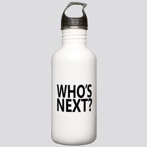 Who's Next? Stainless Water Bottle 1.0L