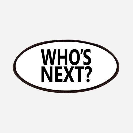 Who's Next? Patch
